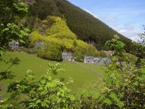 Picture of Corris Village Houses