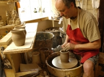Picture of Quarry Pottery at Corris Craft Centre