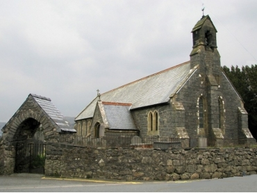 Llanuwchllyn Church
