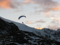 Picture of Paragliding in Snowdonia