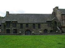 Picture of Old Parliament Building Machynlleth
