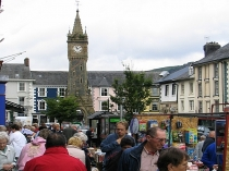 Picture of Market Day Machynlleth