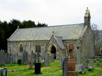 Picture of Llanycil Church