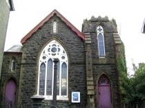 Picture of English Presbyterian Church Machynlleth