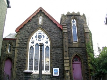 English Presbyterian Church Machynlleth