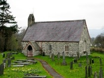 Picture of Llangower Church