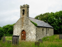 Picture of Llanina Church