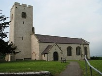 Picture of St Marcella's Church Denbigh