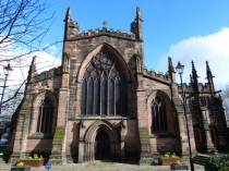 Picture of Saint Marys Parish Church Nantwich