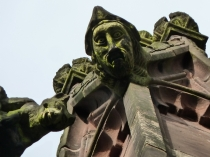 Picture of Grotesques and Gargoyles in Nantwich