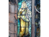 Picture of Stained Glass Window St Marys Nantwich