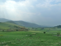 Picture of Pastureland in the Welsh Hills