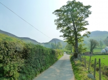 Picture of Country Lanes above Penmaenmawr