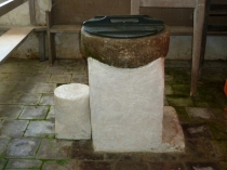 Picture of Stone Font