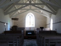 Picture of Penllech Church Interior