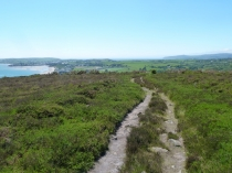 Picture of Trail toward Abersoch