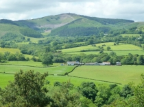 Picture of Clwyd Forest and Moel Famau