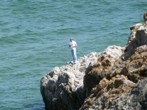 Picture of Little Orme Fishing