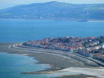 Picture of View of Rhos Point from Little Orme