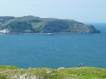 Picture of LLandudno Bay Viewpoint