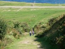 Picture of All Wales Coastal Path on Little Orme Penrhyn Bay