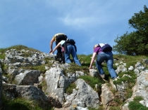 Picture of Little Orme Scramble