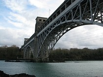 Picture of Britannia Bridge