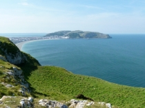 Picture of View of Llandudno Bay and Great Orme