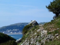 Picture of First View of Llandudno