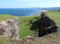 Picture of Quarry on Little Ormes Headland