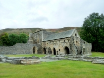 Picture of Cloisters at Valle Crucis Abbey Llangollen