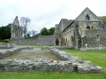 Picture of Valle Crucis Abbey Llangollen