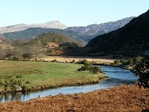 Picture of Afon Glaslyn River
