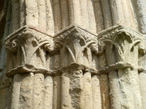 Picture of Carved Stone Capitals