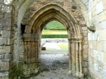 Picture of Gothic Archway