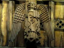 Picture of Carved Angel
