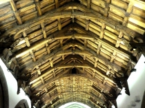 Picture of Oak Hammer Beam Roof