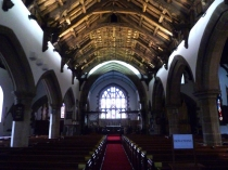 Picture of Central Nave of St Collen's Church