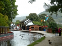 Picture of Wharf  Llangollen
