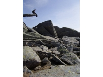 Picture of The Cantilever on Glyder Fach