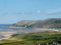 Picture of Llandudno's Seaside Golf Courses