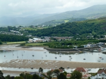 Picture of All Wales Coastal Path at Conwy Mountain