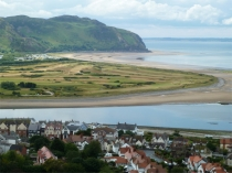 Picture of Conwy Morfa and Conwy Sands