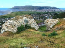 Picture of Degannwy Castle Ruins