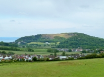 Picture of Gloddaeth, Nant-y-gamar Hill and Llanrhos