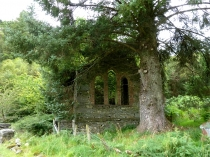 Picture of Abandoned Chapel in Snowdonia