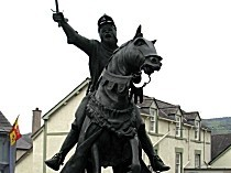 Picture of Owain Glyndwr Statue