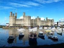 Picture of Caernarfon Castle