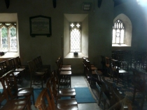 Picture of Interior of St Peris Church