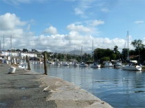 Picture of Caernarfon Inner Harbour